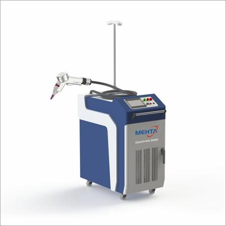 Mehta Fiber Laser Gun Welding Machine