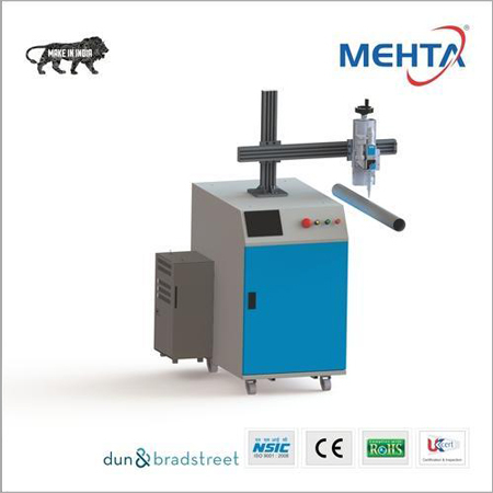 Mehta Laser Pipe Welding Machine