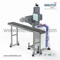 Co2 Laser Batch Coding Marking Machine