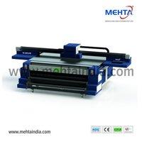 UV Flatbed RJ2513FR Hybrid Printer