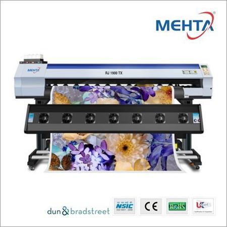 Sublimation Textile Printer Raster Jet 1900TX