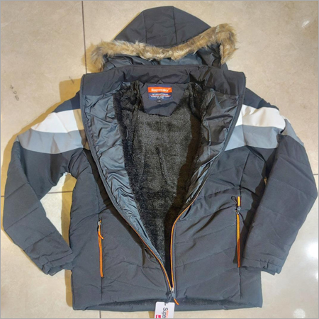 Men's Fluffy Jackets
