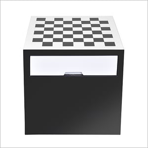 Exclusive Chess Design Side Table