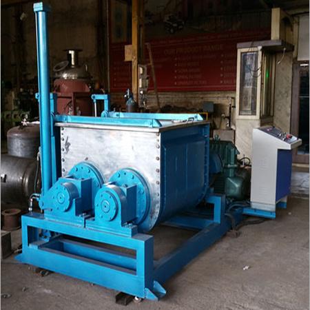 1200 litres Lowboy Sigma Mixer