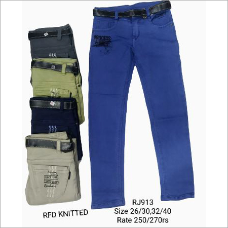 RFD Knitted