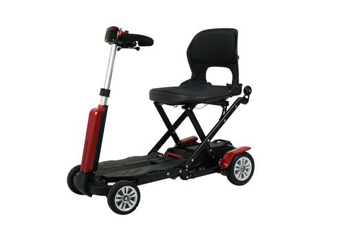 Remote Wheelchair