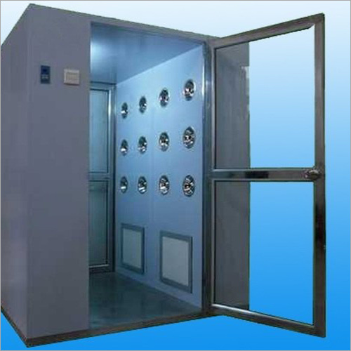 MS Powder Coated Air Shower