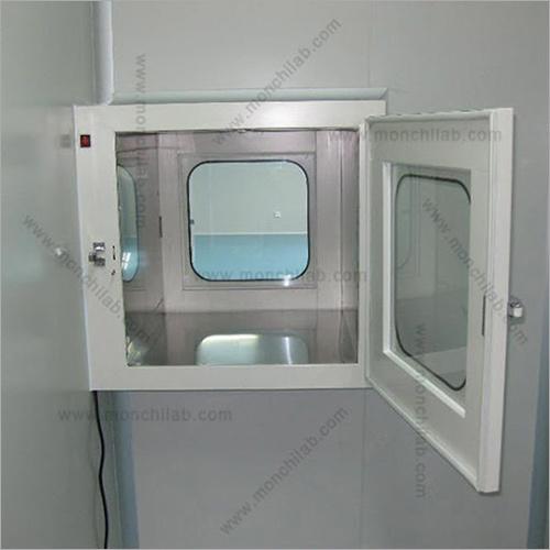Mechanical Pass Box