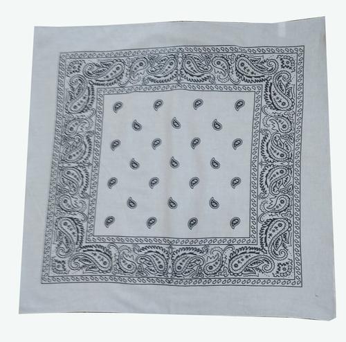 Square Cotton Bandana