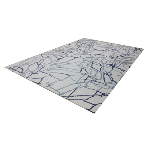 Rectangular Knotted Rug