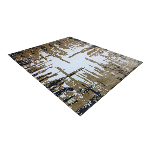 Hand Knotted Floor Rug
