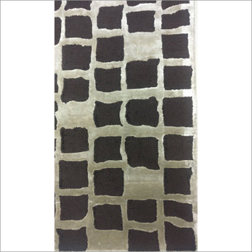 Hand Knotted Tufted Rug