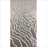 Textured Tufted Rug