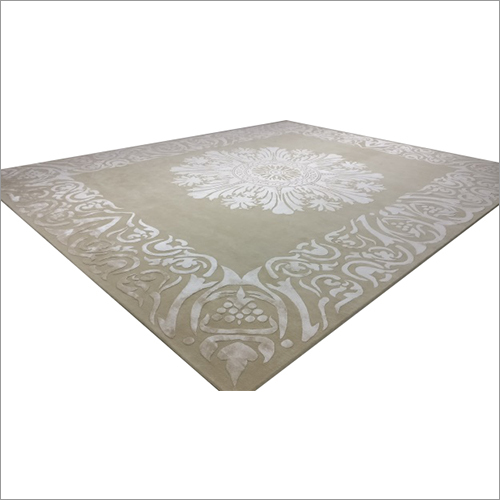 Square Hand Tufted Rug