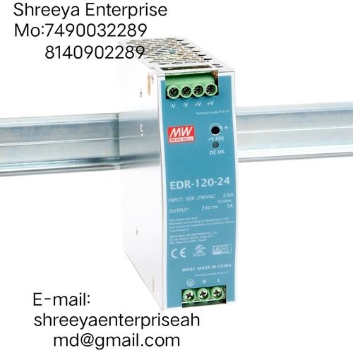 switch mode power supply EDR 120-24