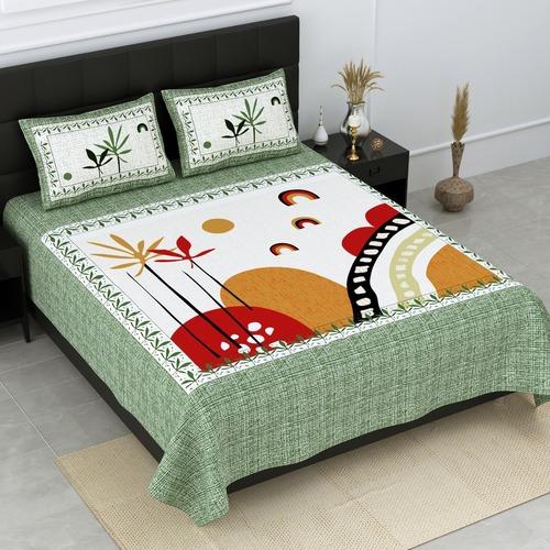 Designer Cotton Bedsheet