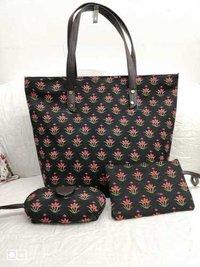 Designer Cotton Hand Bag