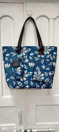 Designer Ladies Cotton Hand Bag
