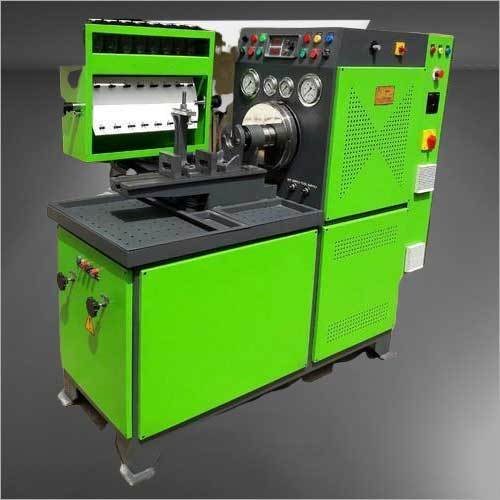 Fuel Injection Pump Test Stand