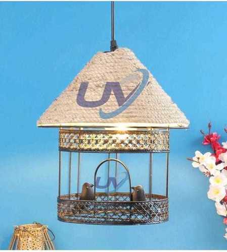 Birds Nest Lamp
