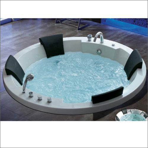4 Seater Whirlpool Jacuzzi Bath Tub