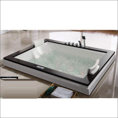 Double Seater Jacuzzi Sunken Bath Tub