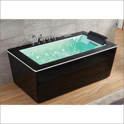 Waterfall Jacuzzi Bath Tub