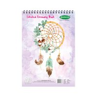 Sundaram Sketch Drawing Book - A3 - 56 Pages (D-16)