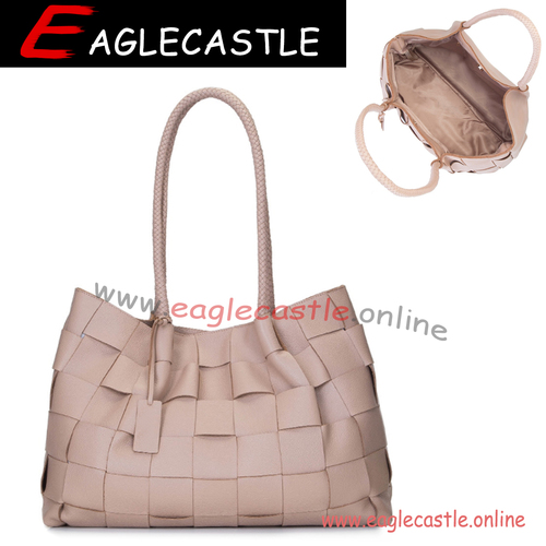 2021 New Female Bag Women Fashion Woven One Shoulder Bag Handba New Design Large Capacity Bag