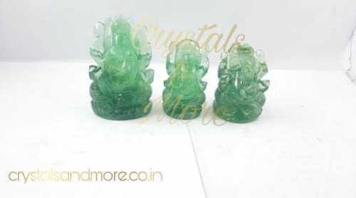 Fluorite Ganesha