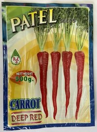 Patel Carrot Seed Pouches