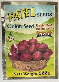 Patel Onion Seed Pouches