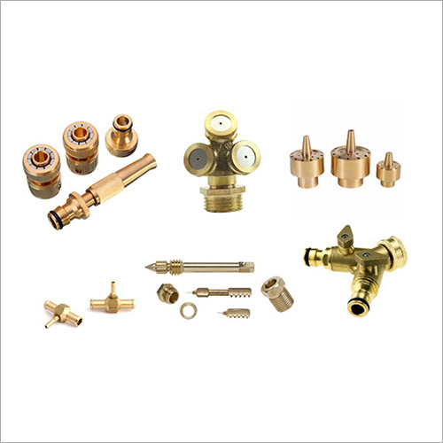 Brass Agricultural Components