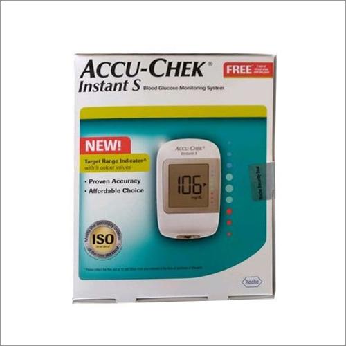 Accu Chek Instant Glucometer