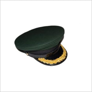 Army Officer Peaked Cap