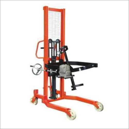 Drum Stacker And Tilter