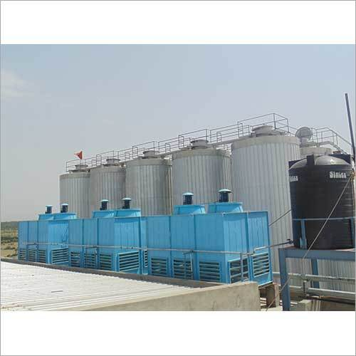 Cooling Towers For Water Cooled Chiller