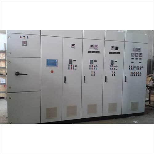 Refrigeration Plant Control Panel