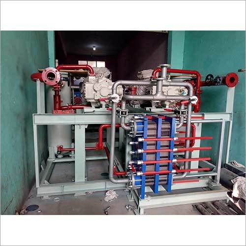 Industrial Refrigeration Plant
