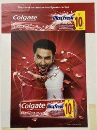 Tooth Paste Packaging