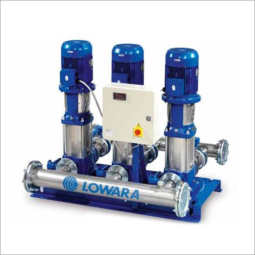 Hydropneumatics Pump
