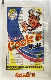K B Cooks Salts Pouches