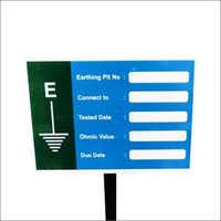 Earthing Pit Display