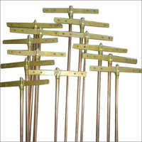 Exothermic Welded Copper Rod