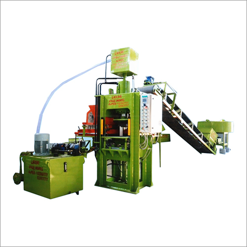 Fully Automatic Paver Block Making Plant