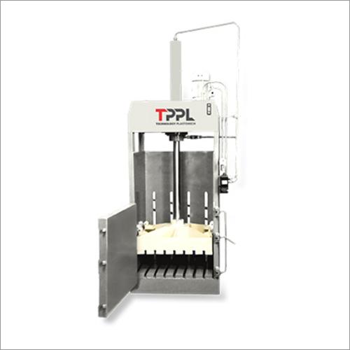 Hydraulic FIBC Bale Sack Press