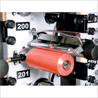 Tape Winders And Stretching Line