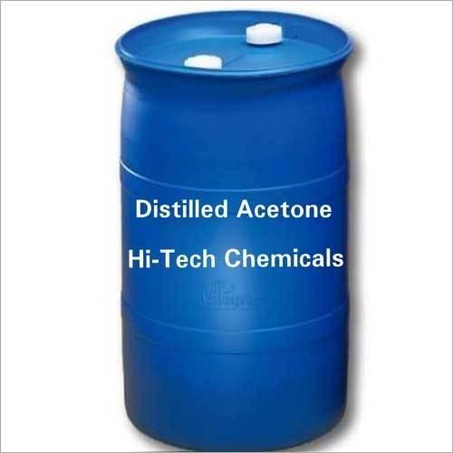 Distilled Acetone Solution