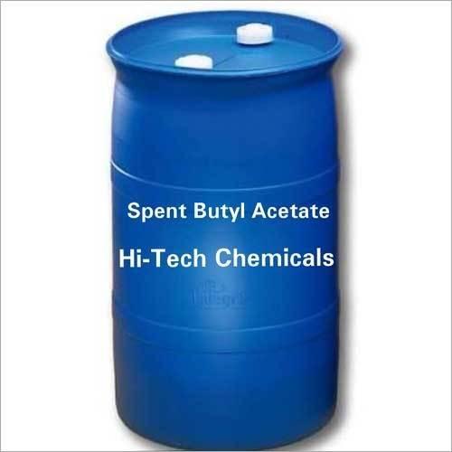 Spent Butyl Acetate Solution
