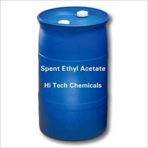 Spent Ethyl Acetate Solution